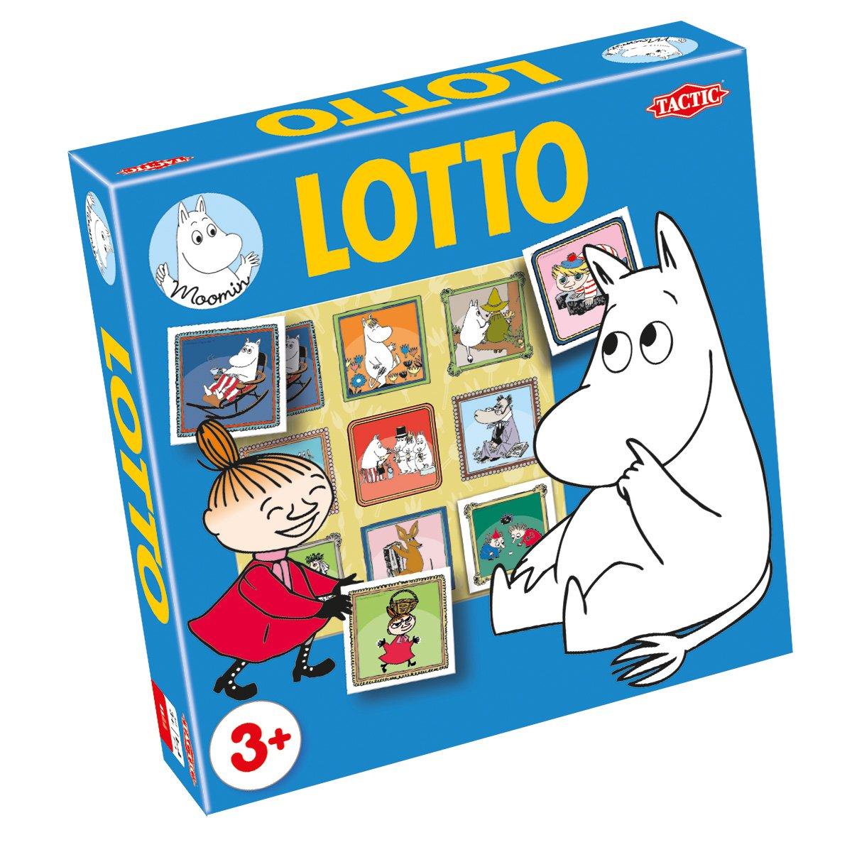 Tactic Moomin Lotto Juego