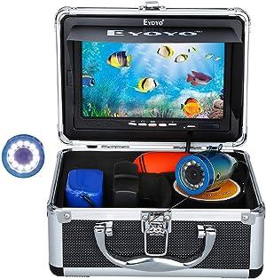 Eyoyo Brand HD 1000TVL Camera 15M Fish Finder Ice/Sea/River Fishing w/ 7
