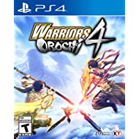 Warriors Orochi 4 for PlayStation 4 by Koei Tecmo