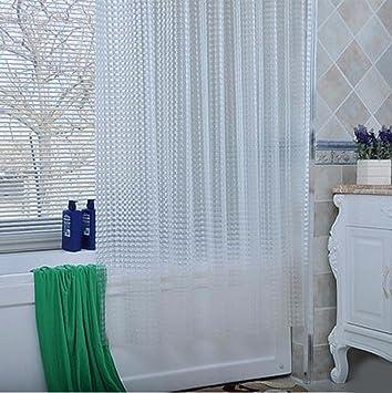 Bad Vorhang qpggp duschvorhang bad duschvorhang ohne löcher trennwände vorhänge