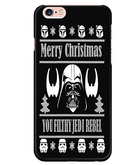 Amazoncom Iphone 6 Plus6s Plus Case You Filthy Jedi