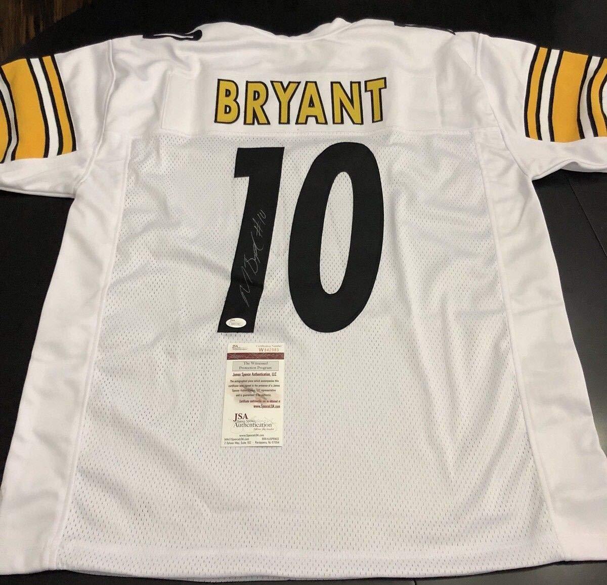 online store 8d88c 8072b Martavis Bryant Autographed Signed Authentic Pittsburgh ...