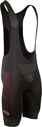 I-EXE Made in Italy Compression Cycling Bib Shorts