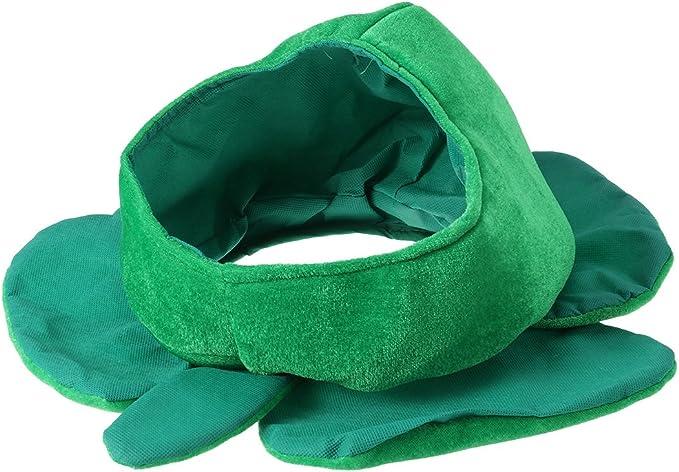 FENICAL Sombrero del día de San Patricio Irlandés Shamrock Hat ...