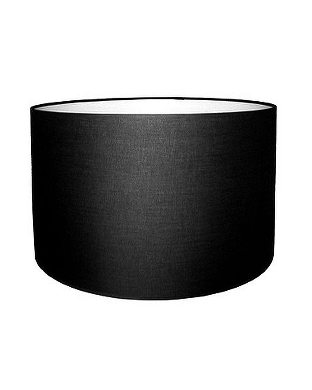 Abat-jour du Moulin CTBTT20201599/AMZ Cylindre, Texture, E27, Noir REDALUM