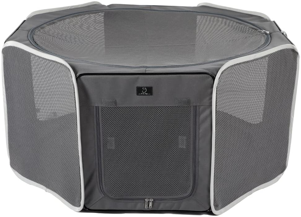 A4Pet 46 Pet Playpen Headerquter for Cat and Puppy