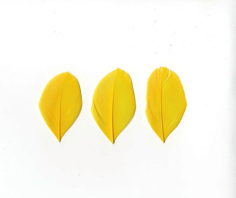 colore: giallo Piumette morbide 3 g Artemio