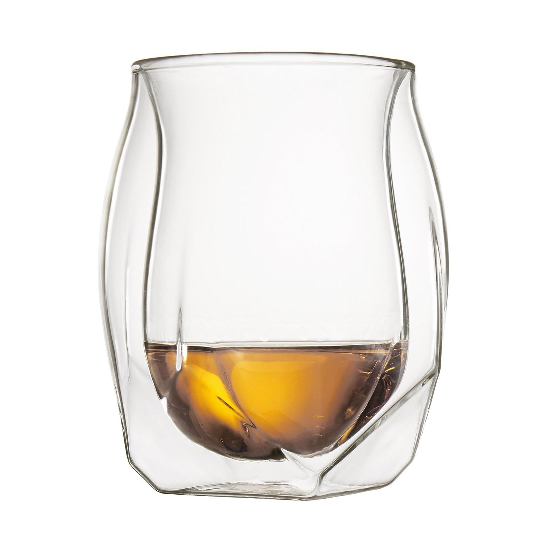 Set de 2 NORLAN Verre de Whisky