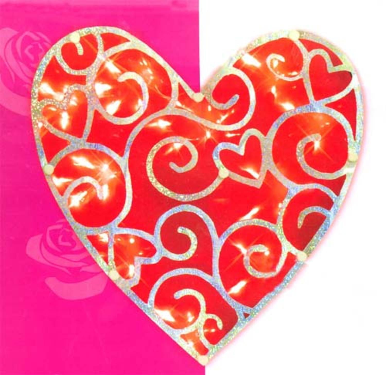 amazon com northlight lighted valentine u0027s day shimmering heart