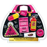 Amscan Women's Survival Kit Hill, Black and Pink
