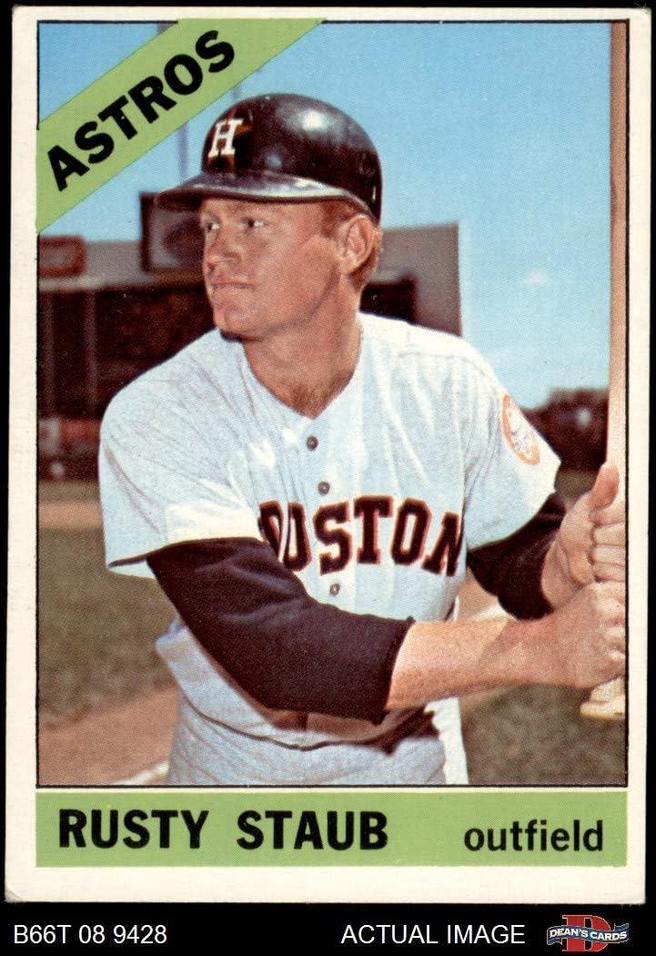 1970 Topps #585 Rusty Staub Montreal Expos Baseball Card