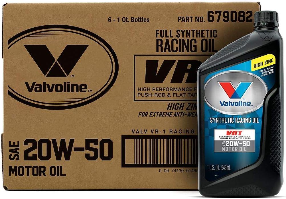 Valvoline VR1赛车油