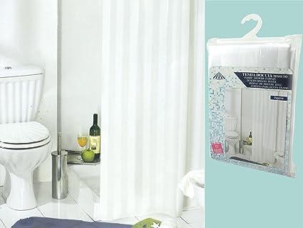 Tende Da Doccia Design : Hayrets bacchetta tenda doccia tessuto 180x200 assortiti arredo