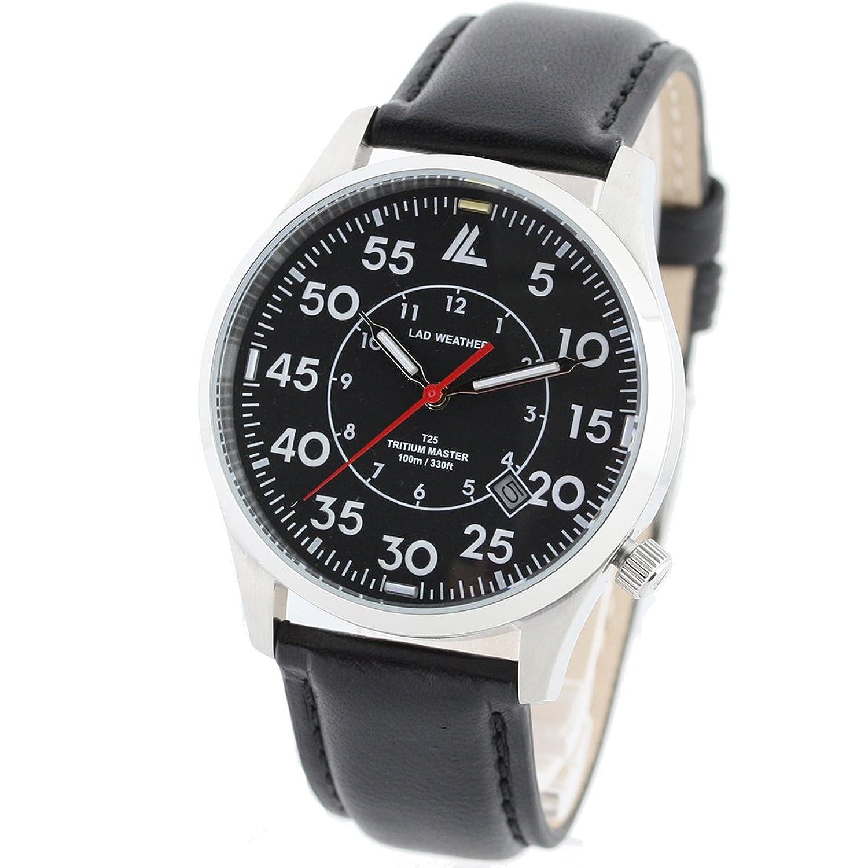 [LAD WEATHER] Schweizer Tritium Herren Outdoor-AktivitÄten BeilÄufig Nachtzeit MilitÄr-Uhr Armbanduhren