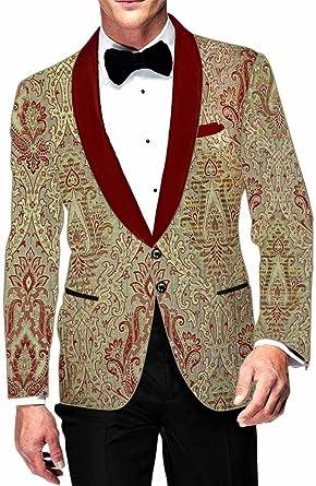 INMONARCH Mens Slim fit Casual Sky Blue Checks Sports Blazer Sport Jacket Coat Two Button SB18459