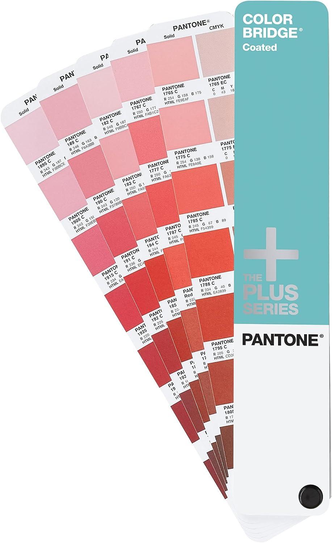 Pantone Plus Series Color Bridge Coated