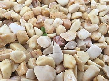 Velestone 50 Sacos 20 kg. Cantos rodados Jardin (6-12, Rosa): Amazon.es: Jardín