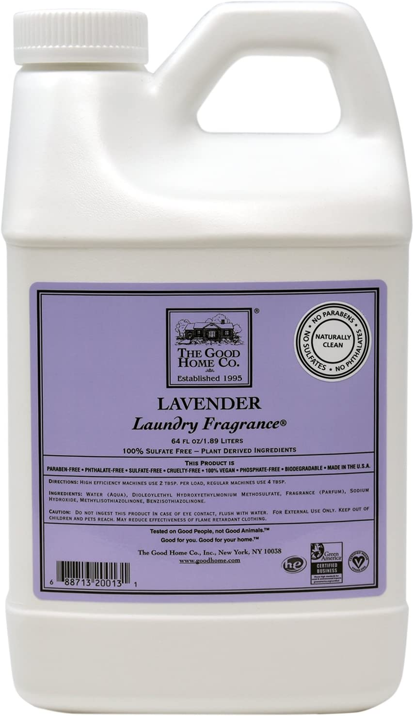 THE GOOD HOME COMPANY Laundry Fragrance Refill (Lavender)
