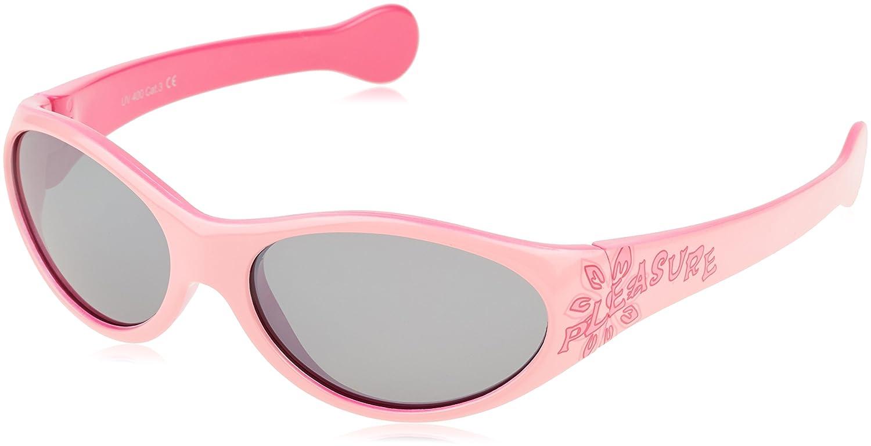Dice Mädchen Sonnenbrille dark pink D03159-1 DICEB|#Dice