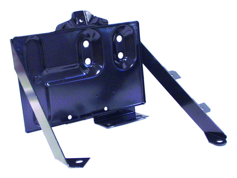 Crown Automotive J5764665 Black Battery Tray for Jeep CJ