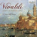 Vivaldi : 12 Sonates en Trio Op.1