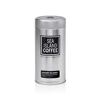 Finca Sanssouci (Geisha), Canary Islands Coffee - Whole Bean ...