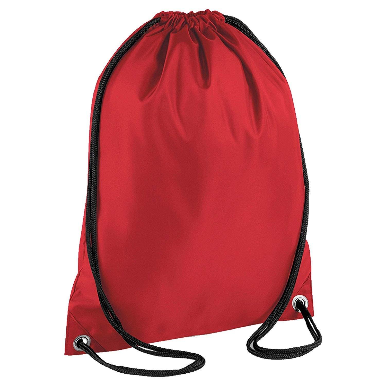 The Shed Drawstring Backpack Waterproof Bag Gym PE DUFFLE School Kids Boys Girls Sack