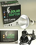 ECONLUX Solar Raptor 70 Watt Spot Set inkl. EVG + Clamp Lamp
