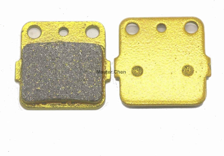 Front Rear Brake Pads For Honda ATC 200 X 1986-1987 ATC 250 R 1983-1984 FA084FR