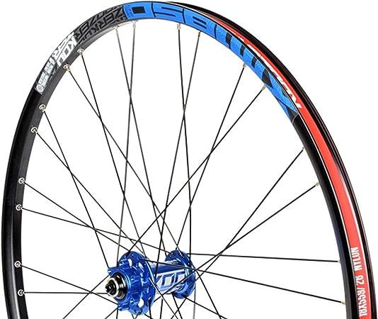 Aluminum Alloy Disc Brake Wheels Front And Rear Wheels 27.5x1.95 Wheels A Set Of Front And Rear Wheels Including Tires XIAOFEI 27.5 Inch Mountain Bike Wheel Set