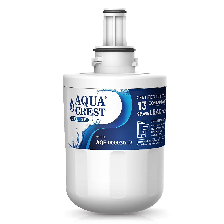 Twin Pack Compatable Samsung Aqua-Pure Plus DA29-00003G Fridge Water Filter RFC1100A