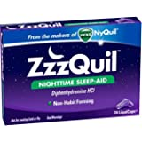 Zzzquil Nightime Sleep Ai Size 24ct Zzzquil Nightime Sleep Aid 24ct