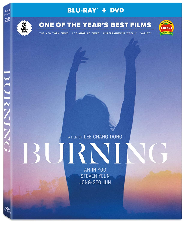 Amazon com: Burning [Blu-ray + DVD Combo]: Steven Yuen, Ah