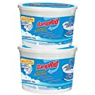 DampRid FG50T HI-Capacity Moisture Absorber, 2-Pack, 2 Piece