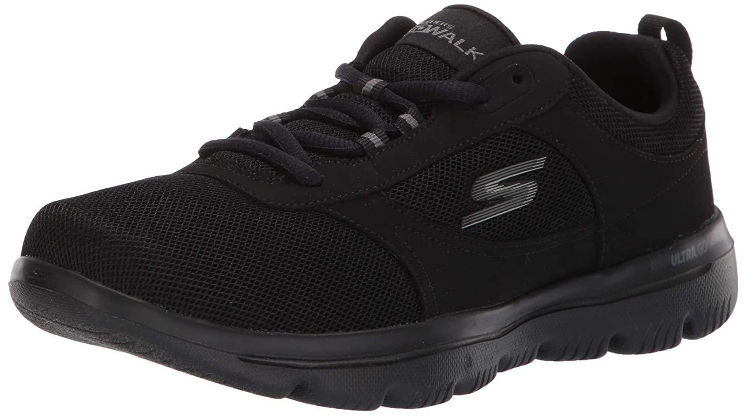 Skechers15734 - Go Walk Evolution Ultra - Schwarz Enhance Damen Schwarz - (schwarz) 40 M EU f8fae7