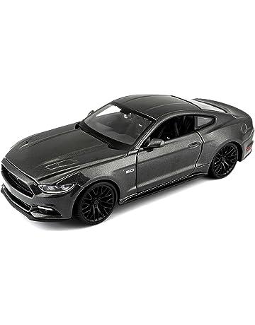 Maisto Ford Mustang GT 2015: verdadero modelo de automóvil original, escala 1:24