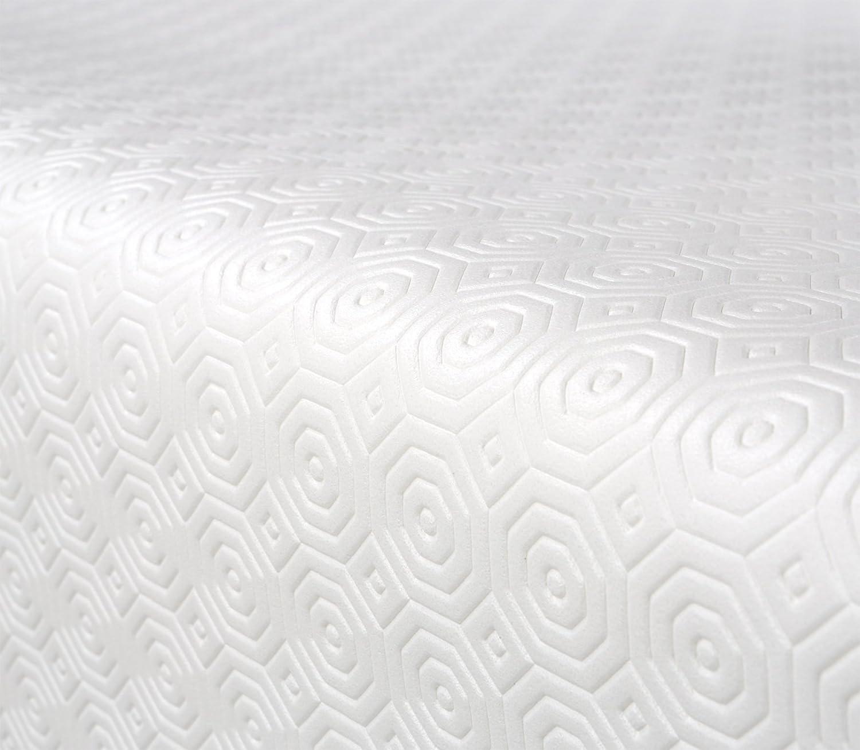 Molton Tischschoner, Schutz, Unterlage Tischdecke, Meterware Größe wählbar, 550x140 cm, Beautex