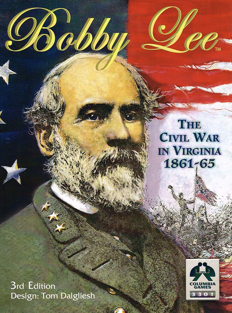 Bobby Lee – The Civil War in Virginia 1861-65, Deluxe 3rd Edition