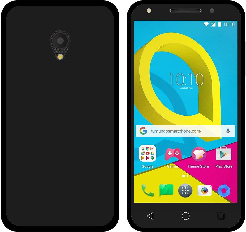 Tumundosmartphone Funda Gel TPU para ALCATEL U5 (3G) Color ...