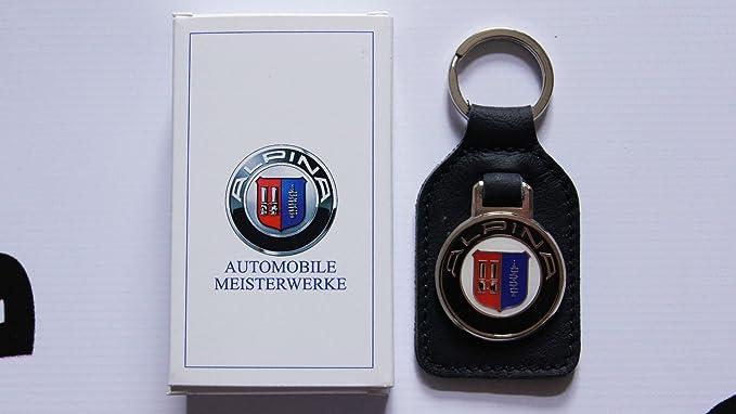 BMW llavero de cuero original logo Alpina (51 00 296 ...