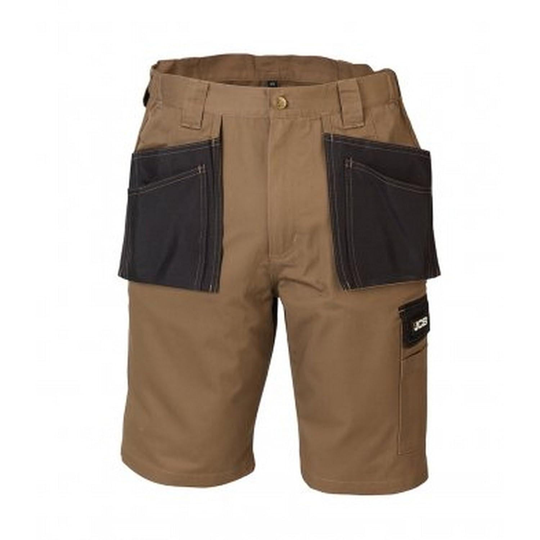 JCB Mens Keele Multi Pocket Work Shorts UTPC2412_11
