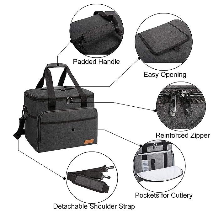 aus Kunststoff 2/St/ück zur Selbstmontage BQLZR Ersatz-Laufrollen f/ür Koffer und Gep/äck schwarz 9,5/x 10/x 5,2/cm drehbare Rollen