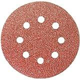 Disco De Lixa Com Velcro, Grao 80 115 Mm, 10 Pçs Mtx