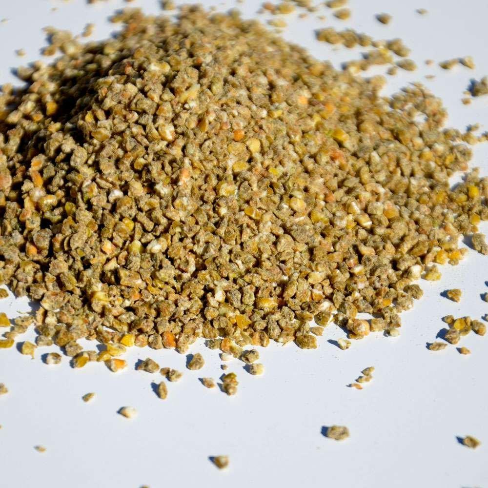 Agro Sens Aliment Complet Biologique en miettes spécial Poussins. Sac DE 8 kg