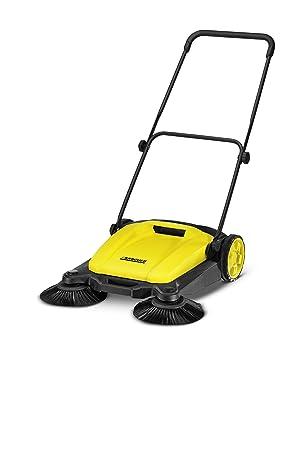 Kärcher S 650 1.766-306.0 Barredora EC, negro y amarillo: Amazon.es: Bricolaje y herramientas