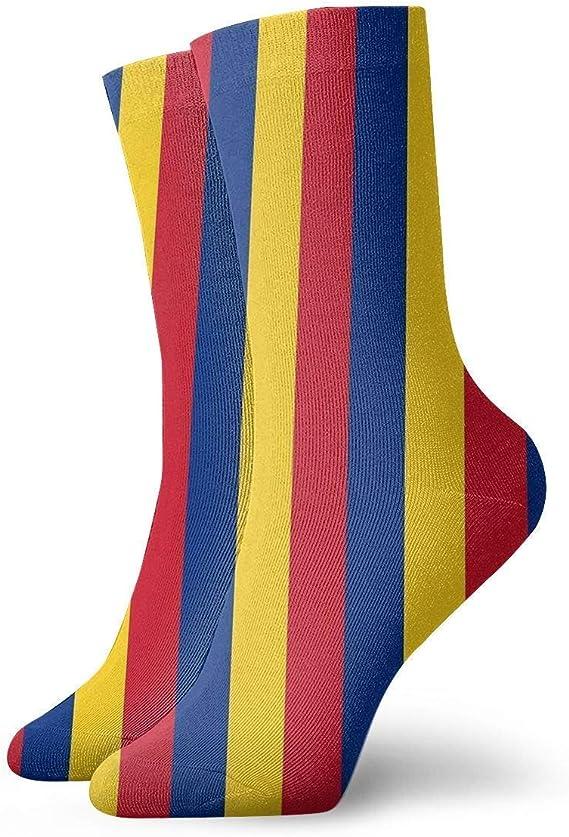 QUEMIN Rumänien Flagge Rumänisch Patriotisch Atmungsaktive