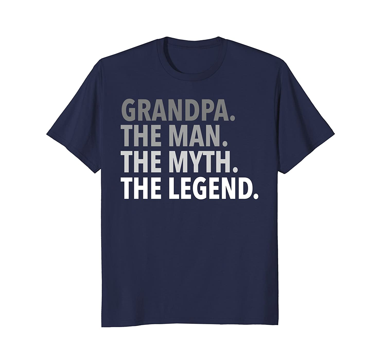 Amazon mens grandpa the man the myth the legend t shirt dad amazon mens grandpa the man the myth the legend t shirt dad papa clothing publicscrutiny Gallery