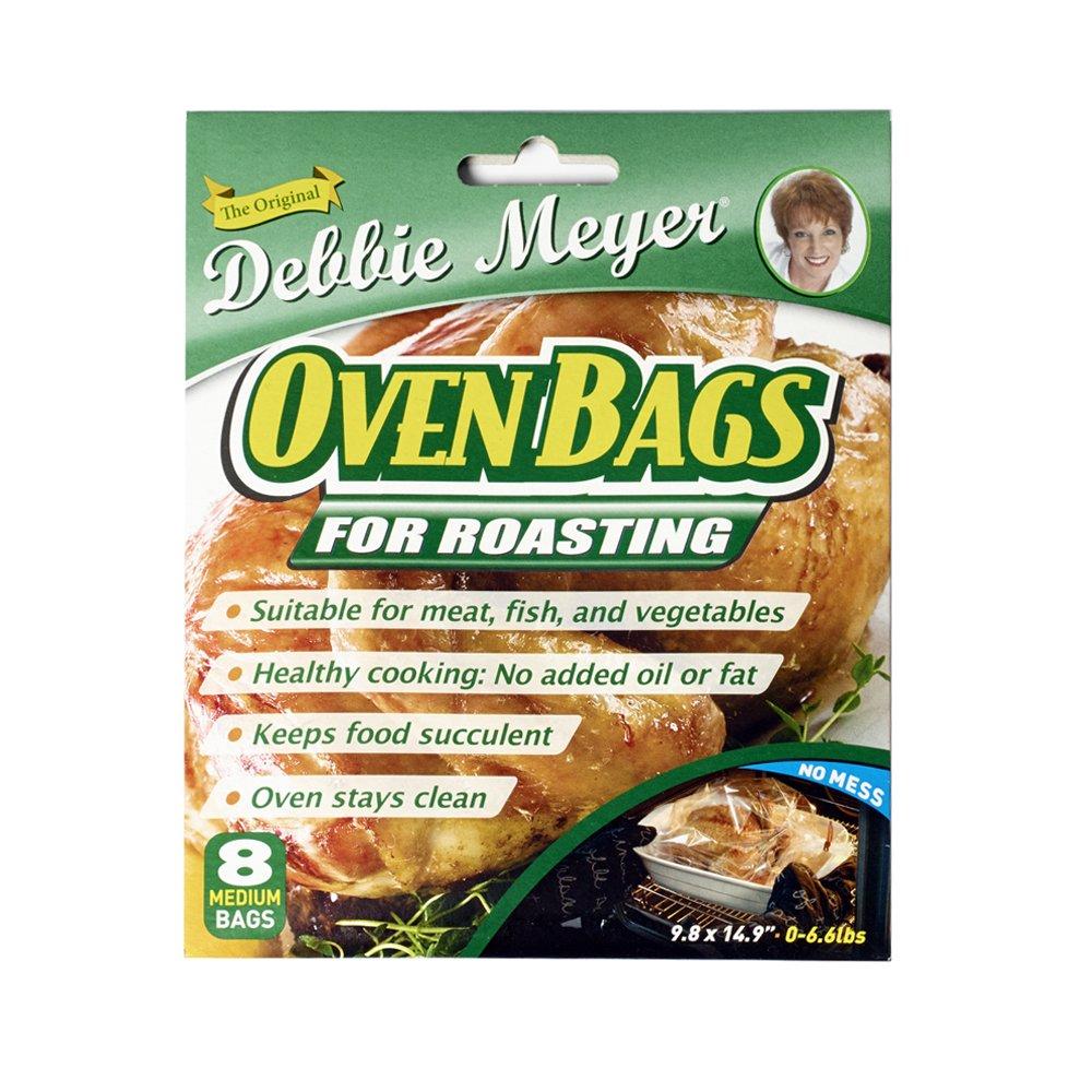 Debbie Meyer Oven Bags, 8-Count, Medium