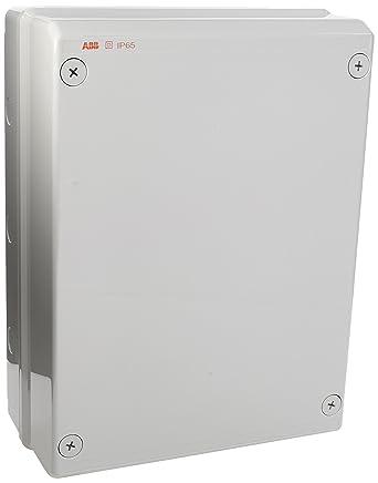 Abb-entrelec europa - Caja derivación ip65 275x370x140 12.814 ...