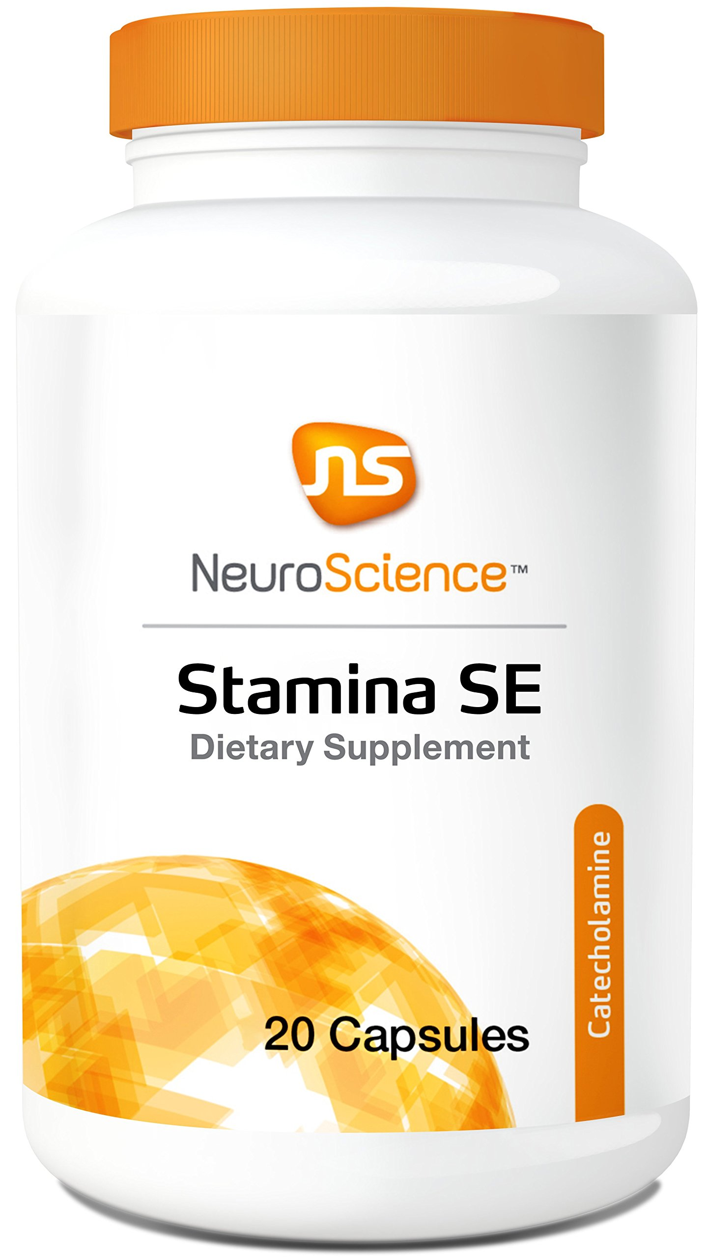 Neuroscience - Stamina SE with L-Citrulline & Acetyl-L-Carnitine, 20 Capsules